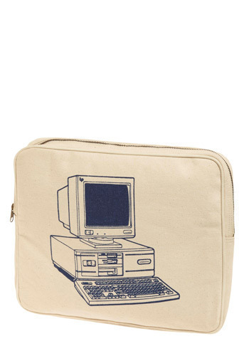 Obsolete but Neat Laptop Case