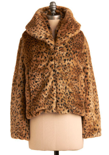 Real Cool Cat Jacket - Mid-length