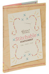 Sublime Stitches Stitchable Stationery - Multi, Handmade & DIY