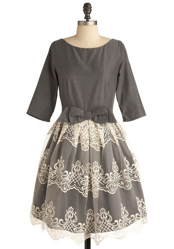 Deep Within the Armoire Dress - Mid-length