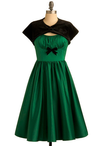 Atop the Grand Staircase Dress by Pinup Couture - Long