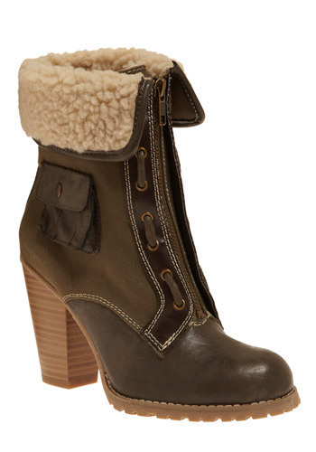 Street Smarts Boot