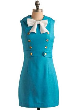Undeniable Charisma Dress