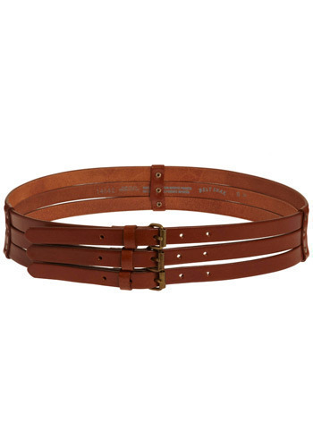 Triple Thrill Belt