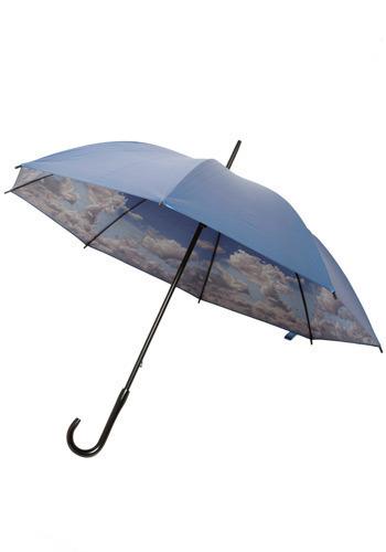 Blue Skies Above Umbrella