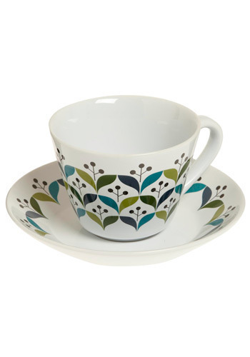 The Kind Kitchen Tea Cup - Multi, Dorm Decor