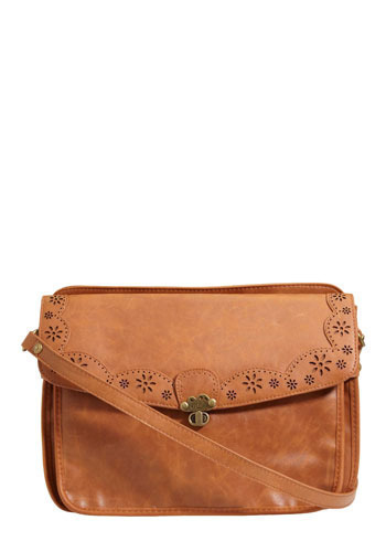 Gingerbread Village Satchel - International Designer