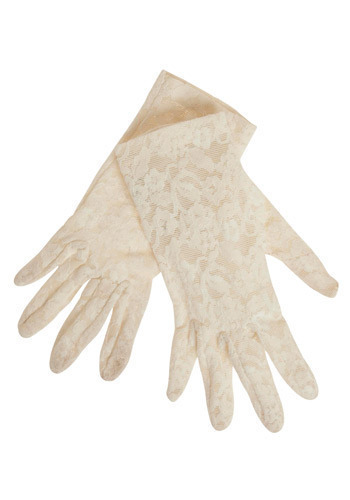 Vintage Rapt Interest Gloves