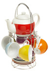 Fits the Billiard Tea Set - Multi, Gifts Sale