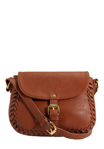 City Market Pouch in Nut - Boho