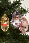 Vintage Charming Ornament Set