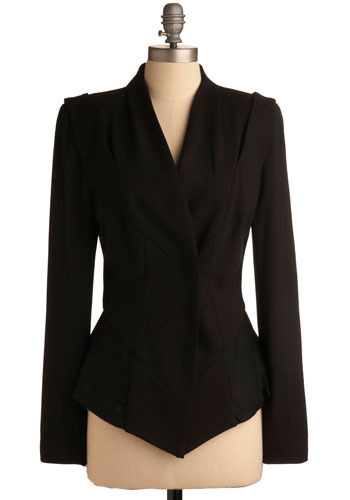 Highest Honors Blazer - Mid-length