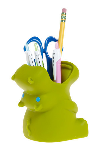 Hipper than Hippo Desktop Organizer