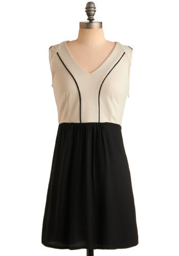 Your Path is True Dress | Mod Retro Vintage Printed Dresses | ModCloth.com