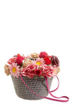 Breezy Bouquet Basket Handbag