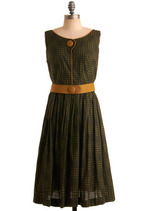 Vintage Always Greener Dress