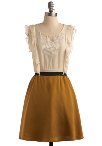 Tupelo Honey Dress - Short