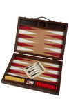 Vintage Not So Bored Backgammon Set