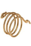 Midnight Coil Ring - Gold, Solid, Casual