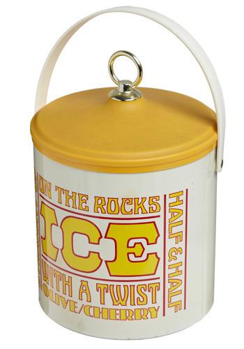 Vintage Ice, Ice Bucket