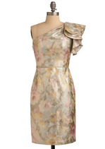 Follow Your Gleam Dress