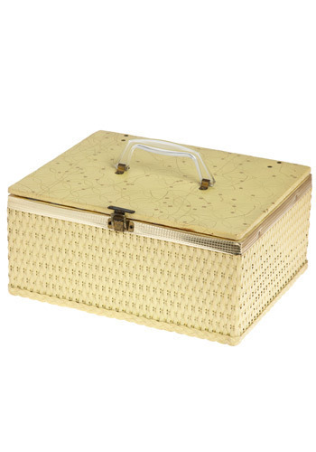 Vintage Virtuo-sewing Box