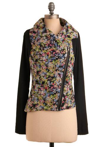 Rev Up the Roses Jacket | Mod Retro Vintage Jackets | ModCloth.com
