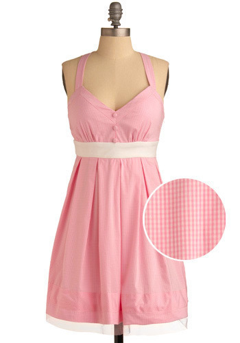 Candy Run Dress - Mid-length