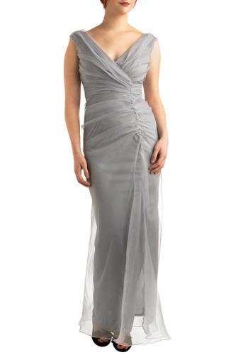 Gentle as Mist Dress
