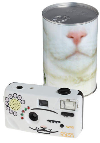 Meow Pix Camera - White, Multi, Kawaii