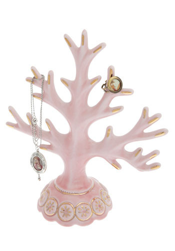 Coral Reef Regal Jewelry Stand