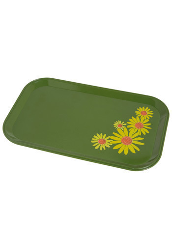 Vintage I Made It To-daisy Tray