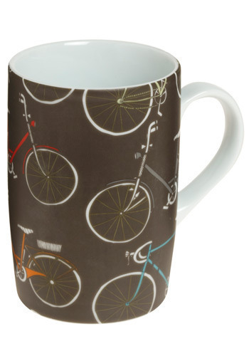 Spoke to You Lately Mug - Brown, Red, Orange, Green, Blue, Grey, White, Novelty Print