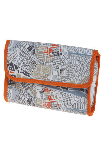 Girl with a Master Plan Toiletry Bag | Mod Retro Vintage Bags | ModCloth.com