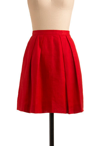 Vintage Party Punch Skirt