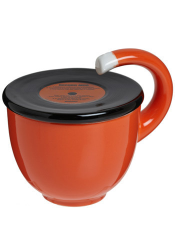 LPour Me a Cup - Orange, Black, White, Work, Casual, Vintage Inspired