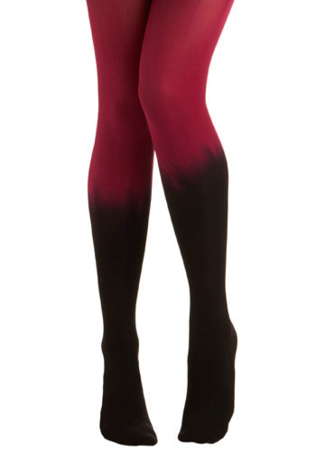 Got It Fade Tights in Fuchsia - Pink, Black, Party, Work, Casual, Spring, Summer, Fall