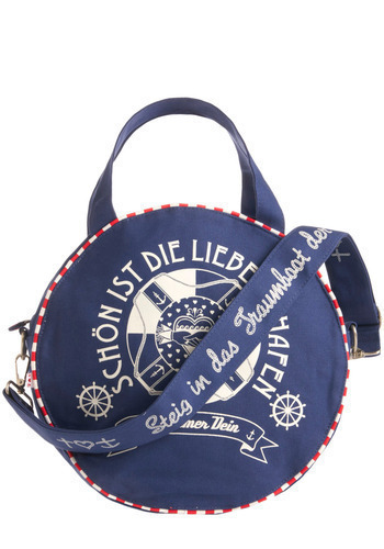 All A-boat You Bag - Blue, Multi, Red, White, Nautical, Spring, Summer, International Designer