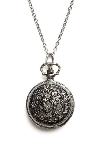 Antoine Watcheau Necklace - Silver