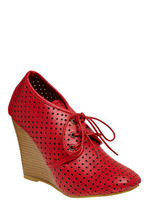 Style Squared Wedge