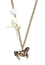 Show You Carousel Necklace