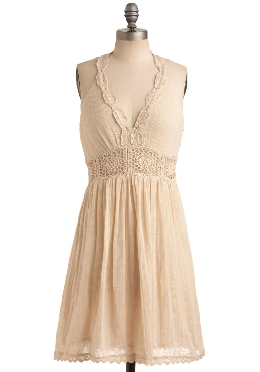 crochet au lait dress mod retro vintage dresses
