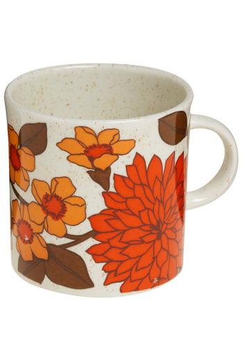 Vintage Stanzas About Spring Mug