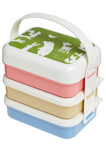 Tiny Forest Bento Boxes - Multi