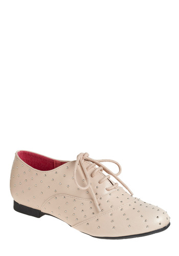 ModRetro - Constellation Dawn Shoe :  modcloth modcloth constellation dawn shoe oxfords womens shoes