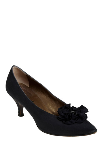Vintage Night Bloomer Heel