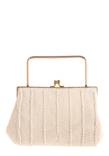 Vintage Never Bead-fore Clutch
