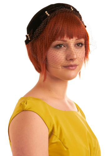Vintage Extra Topping Fascinator