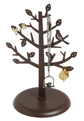 What a Tree-t Jewelry Stand - Brown, Dorm Decor, Best Seller, Best Seller, Graduation, Good, Top Rated