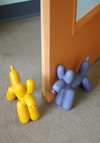 No Fair Bookend by IMM Living - Dorm Decor, Multi, Yellow, Purple, Quirky, Variation
